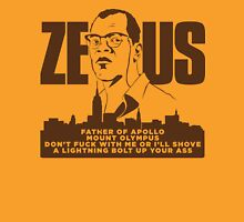 Zeus (Die Hard) Unisex T-Shirt