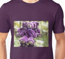 *Lovely Purple Teddy Bears* Unisex T-Shirt