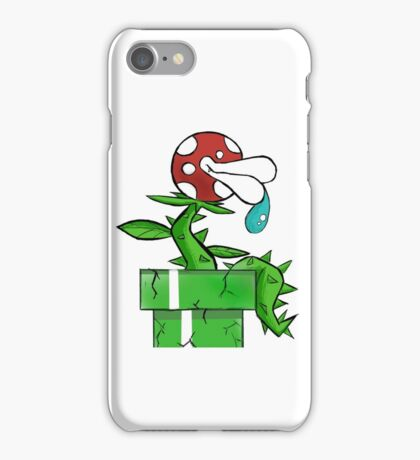 Plumber's Plant iPhone Case/Skin
