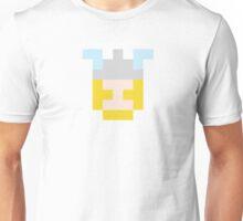 pixel hero hammer Unisex T-Shirt