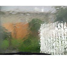 Windshield Monet Photographic Print