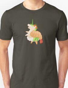 Green Dragon Sushicorn Unisex T-Shirt