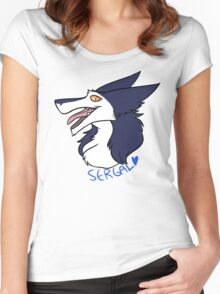 sergal Women's Fitted Scoop T-Shirt