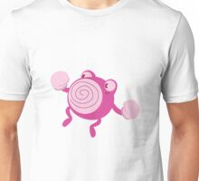 Pink Poliwhirl Unisex T-Shirt