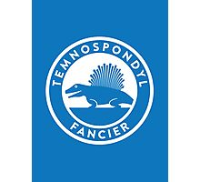 Temnospondyl Fancier Print Photographic Print