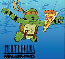 Turtlevana:Ninjamind by kentcribbs