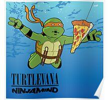 Turtlevana:Ninjamind Poster