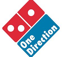 One Direction Dominos Pizza Parody Band by midnight-irwin