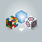 Love Cubed by Reginald Lapid