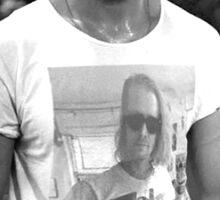 Ryan Gosling Macaulay Culkin Shirt Sticker
