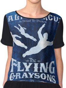 Flying Graysons Chiffon Top
