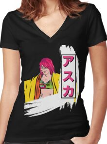The Empress Women's Fitted V-Neck T-Shirt