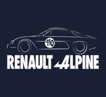 Renault Alpine A110 Kids Tee