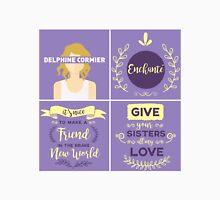 Orphan Black Quotes - Delphine Cormier Unisex T-Shirt