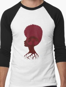 tree in the brain Men's Baseball ¾ T-Shirt