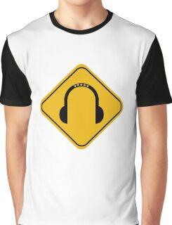 Music Zone Graphic T-Shirt
