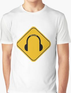 Music Zone Graphic T-Shirt