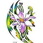 Dream Lotus  by Aarron Laidig