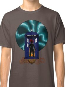 Chrono Who, Shirt & Gray Pillow/Tote  Classic T-Shirt