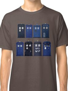 Doctor Who - The TARDIS Classic T-Shirt