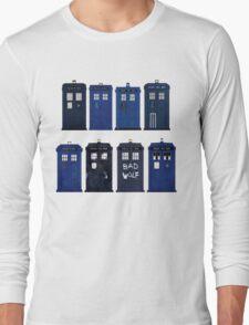 Doctor Who - The TARDIS Long Sleeve T-Shirt