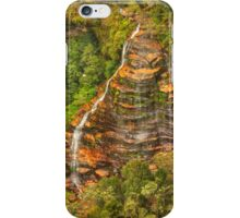 Bridal Veil Falls ... from the top iPhone Case/Skin