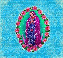 Virgen de Guadalupe 1 by bohisha