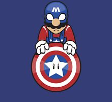 Captain Ah-Mario T-Shirt