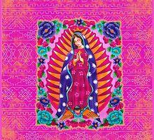 Virgen de Guadalupe 2 by bohisha