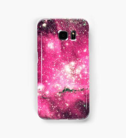 Magellan Nebula [Pink] | Fresh Universe Samsung Galaxy Case/Skin
