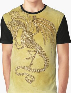 5x Dragon Graphic T-Shirt