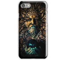 The Stone Sorcerer iPhone Case/Skin