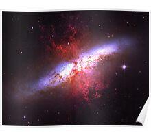 Starburst Galaxy | Fresh Universe Poster
