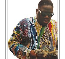 The Notorious B.I.G. by Somedude