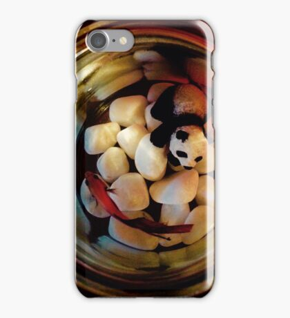 Panda Fish iPhone Case/Skin