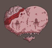 this zombie heart of mine... by kangarookid