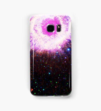 Helix Nebula Triangle | Fresh Universe Samsung Galaxy Case/Skin