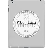 Silver Bullet Industries iPad Case/Skin
