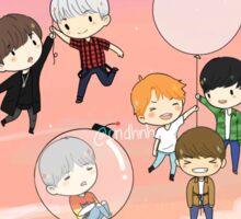 BTS 3RD ANNI Sticker