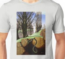 Avon River, Christchurch Unisex T-Shirt