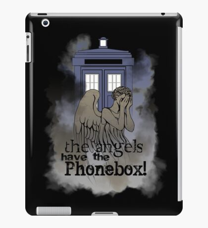 The Angels iPad Case/Skin