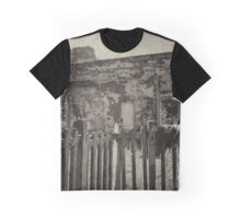 Textured Graphic T-Shirt