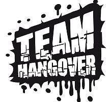 Team Hangover Graffiti Design by Style-O-Mat