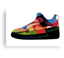 Air Force Ones Canvas Print