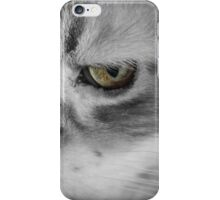 Cat Looking At Camera iPhone Case/Skin