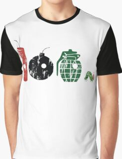 Very Hungry Graphic T-Shirt
