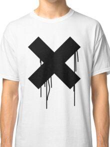 X graffiti drip Classic T-Shirt