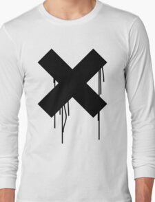 X graffiti drip T-Shirt