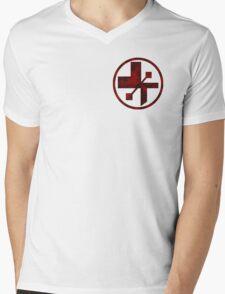 star wars- medical symbol Mens V-Neck T-Shirt