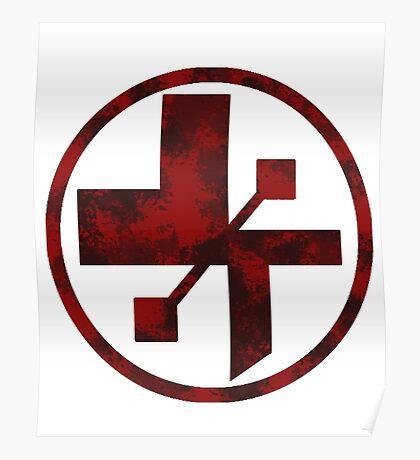 star wars- medical symbol Poster